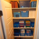 2016 Organizing Tip | From Closet To Supply Room