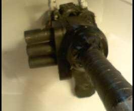 Cyrbornertic Weapon