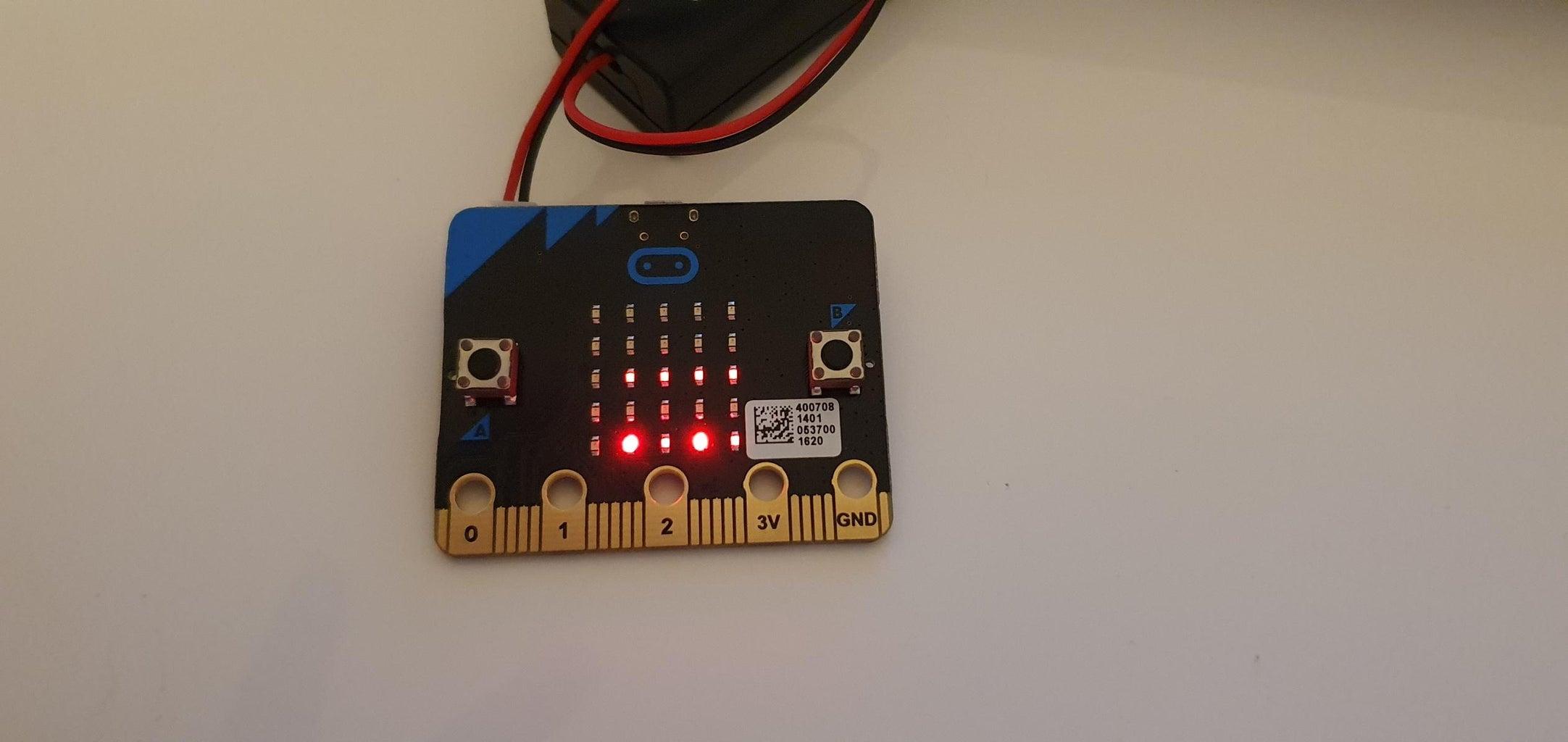 MicroBit DecHexBin Converter