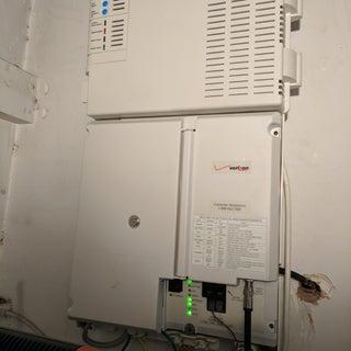 Silencing the Verizon Battery Alarm