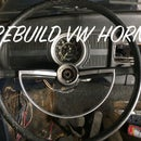 Rebuild Classic VW Horn (And Test)