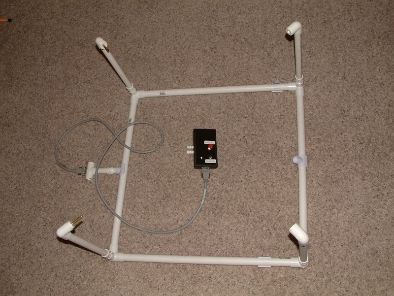Crossed IR Beam Camera/Flash Trigger