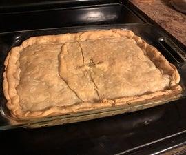 Family Size Pot Pie