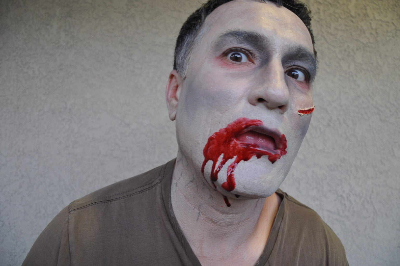 Part 2 - the Zombie: Blood!!!