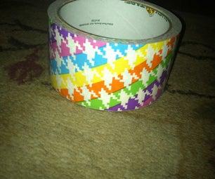 Ducktape Spike Bracelet