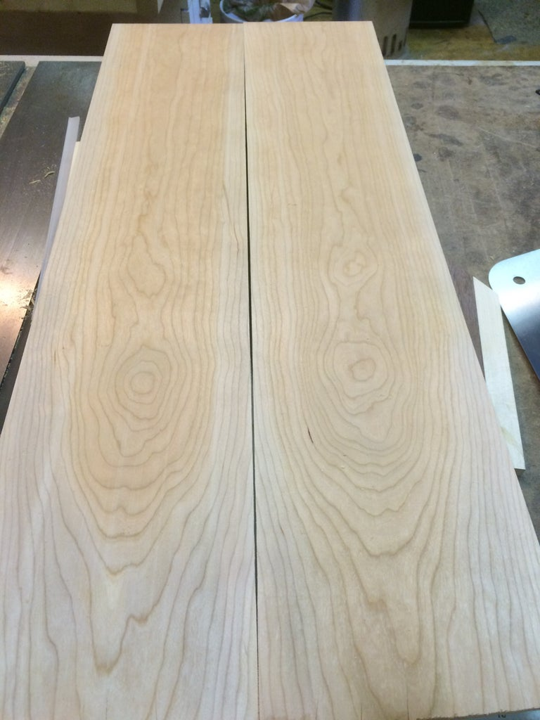 Resawing a Board Without a Bandsaw
