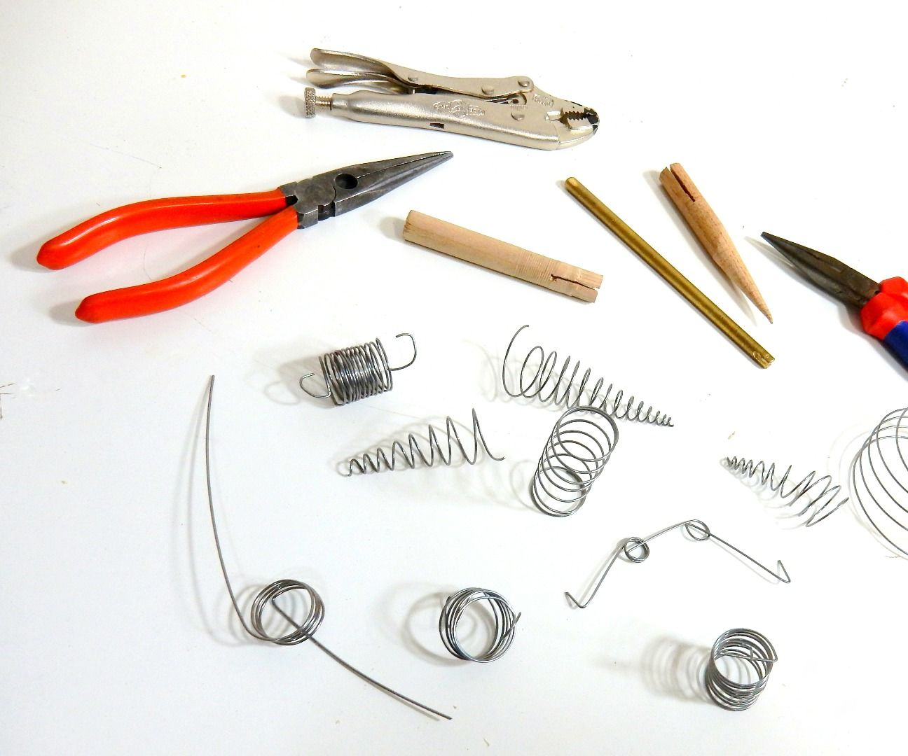 How to make springs