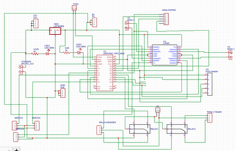 Designing Circuit and PCB Layout