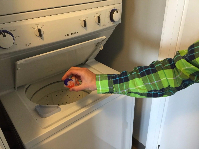 Prepare Laundry