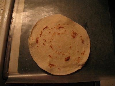 Making the Burrito Pt 1