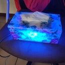 RGB Tissue Box