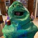 How To: Slimmer Halloween Costume!! -BizyBuilders