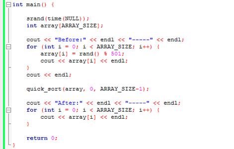 Write Calling Code