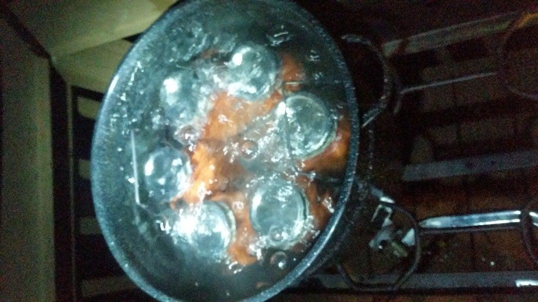 Canning Proceedure