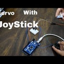 Arduino Tutorial - Servo Motor Control With Joystick