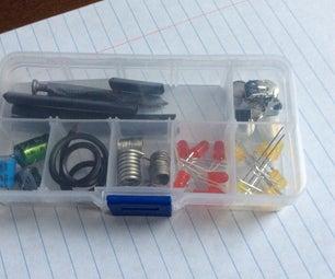 My on the Go Electronics Kit