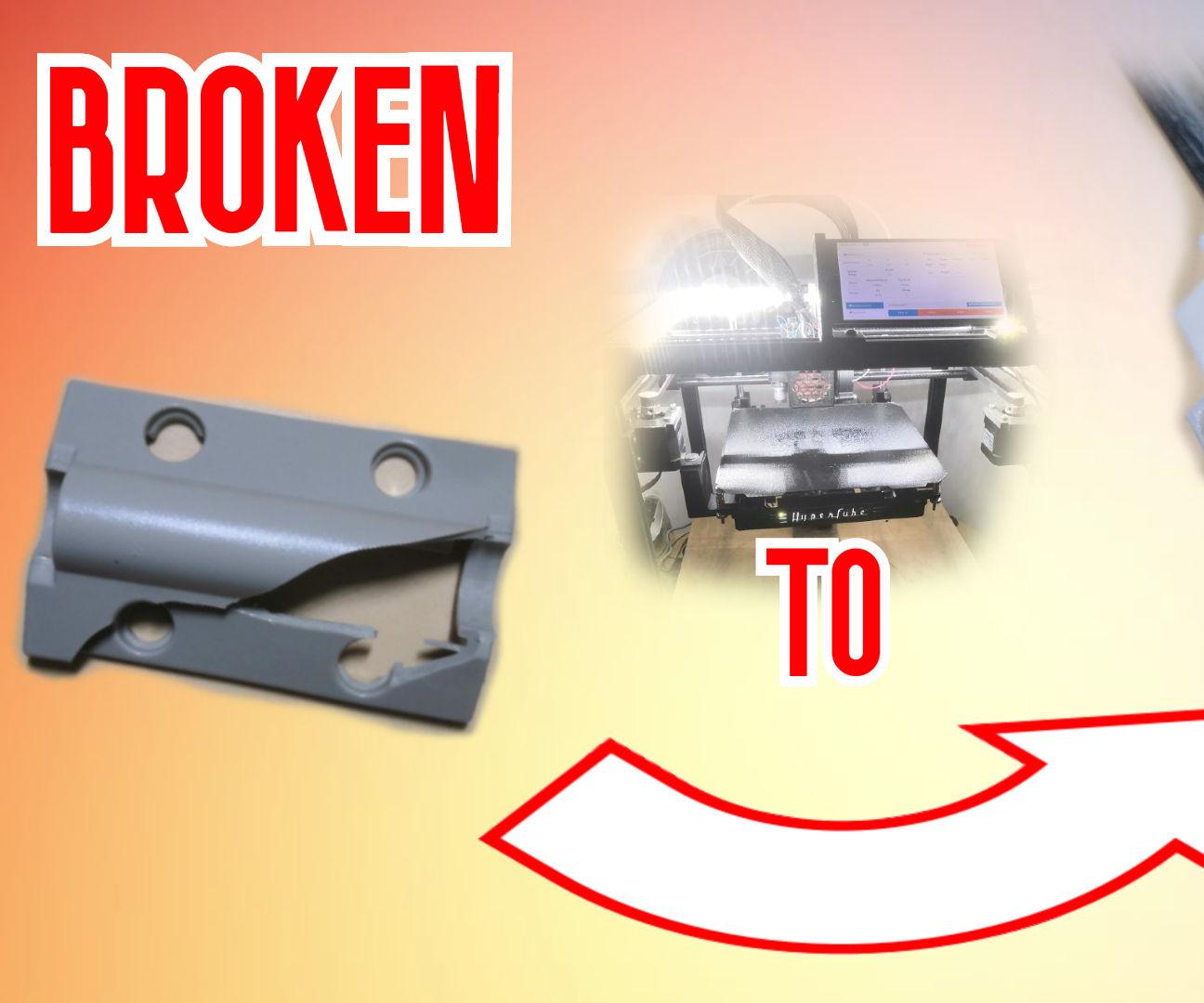 Designing/Repairing Household Items Using Fusion 360 (IKEA Desk Runner)