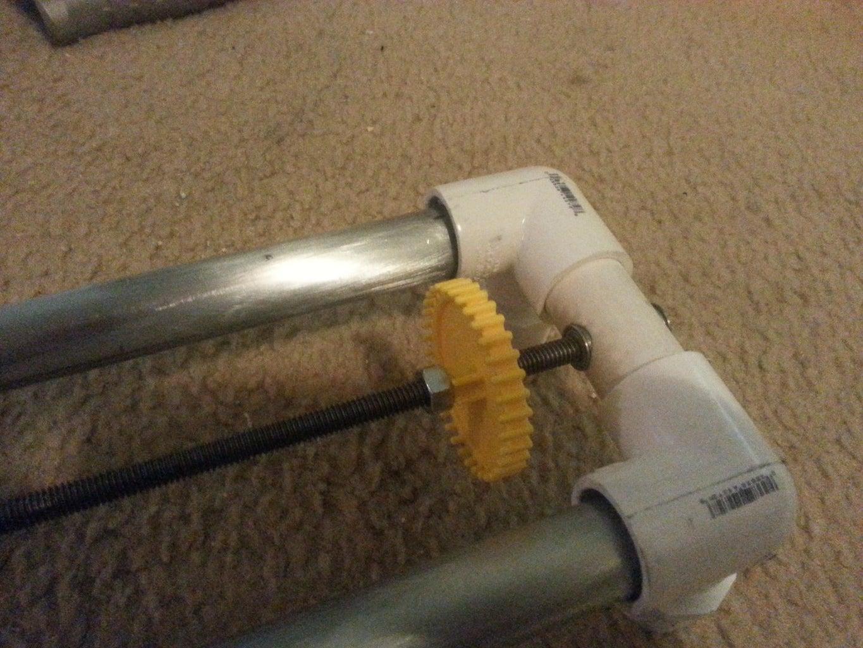 Add Threaded Rod