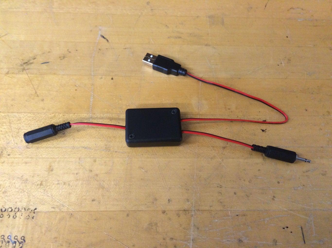 MacaronKit: USB-Powered Mono Audio Amplifier