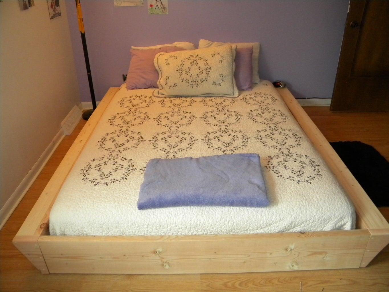 M.A.C. (Megan, Ashley, Custom) Bed Frame