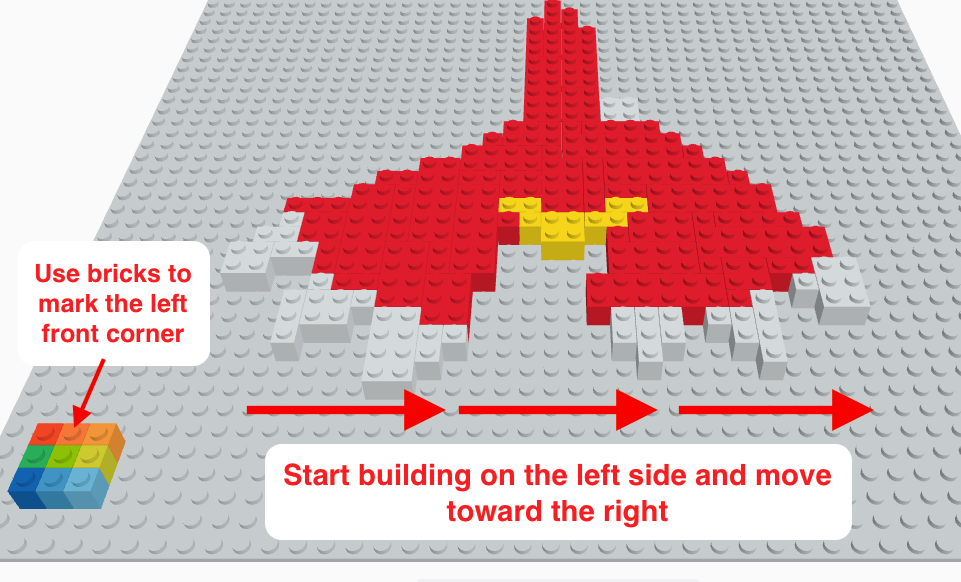 Building Your Design - Tip 4: Build From Left to Right