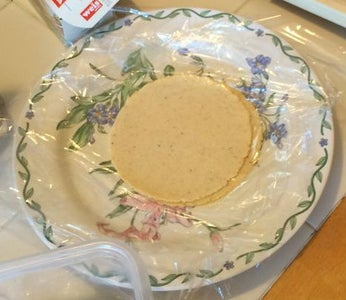 Make Your Own Tortilla/press