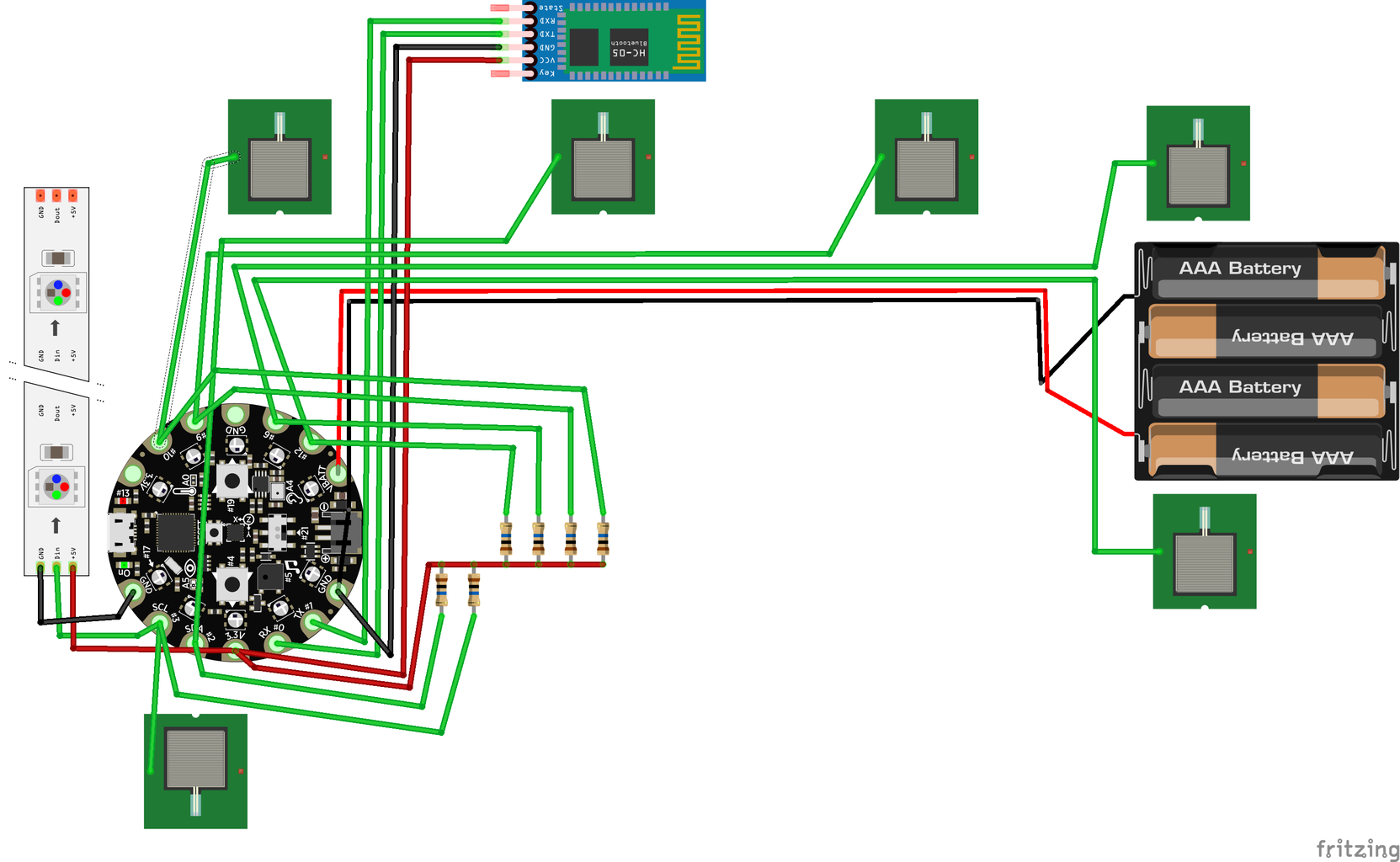 The Circuits