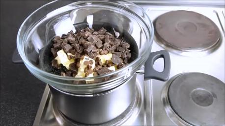 Step 3: Melt Butter & Chocolate