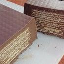 Huge chocolate KitKat© bar