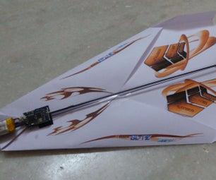 Paper RC Plane