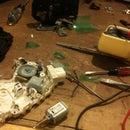Repair Mini Cooper Electric Door Lock Actuator / Locking Mechanism