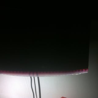 DIY Cheap LED TV Backlight - a Layman's Version