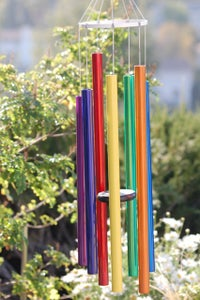 Find a Set of Cylindrical Chimes