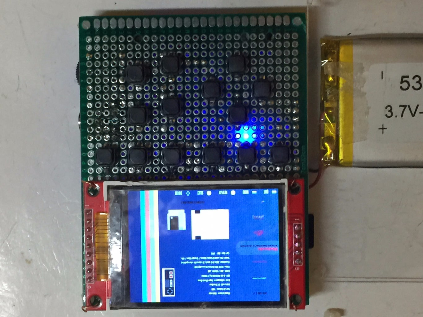 E. Modify Recalbox Configurations for TFT Screen and Speakers.