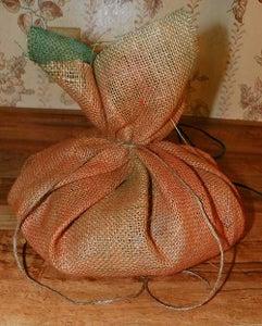 Tie Off the Pumpkin