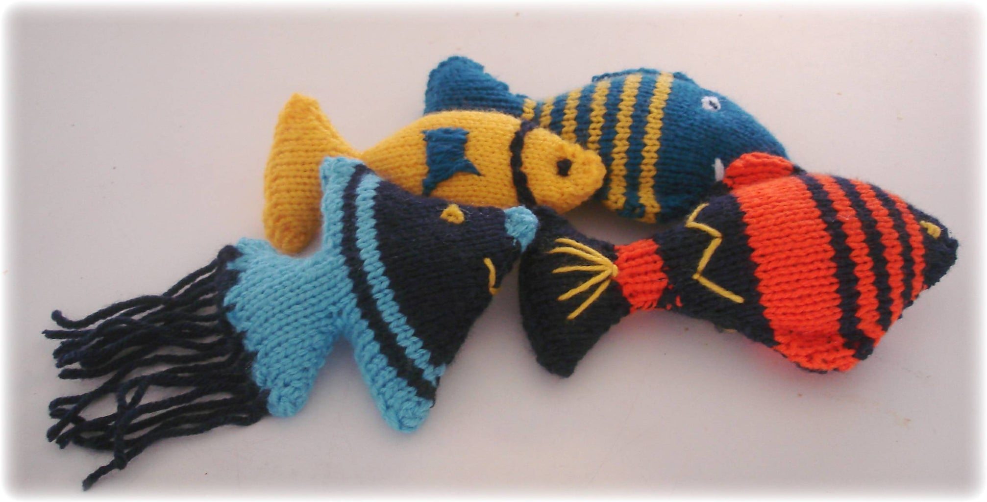 Variations on a Fishy Theme!
