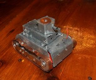 Metal Stuart R/C Tank
