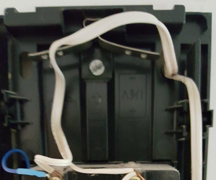 Door Bell Push and Temperature Sensor