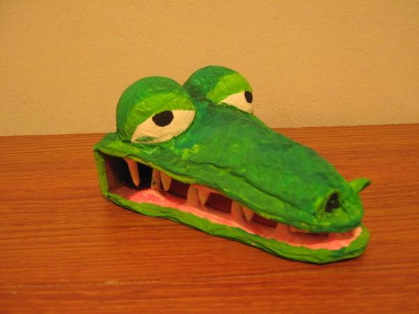 Kind Crocodile
