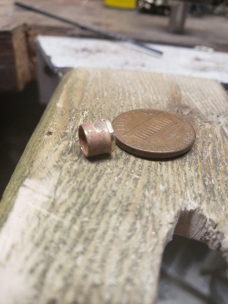 Tiny Flask Cap