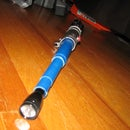 How to Make a Cool Lightsaber Flashlight!
