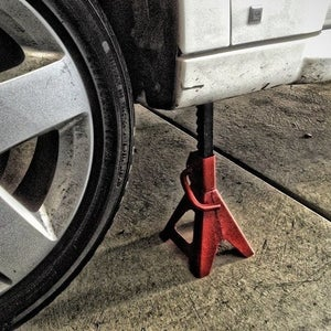 Install Your Jack Stand