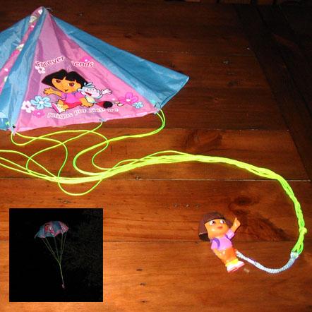Umbrella Parachutes