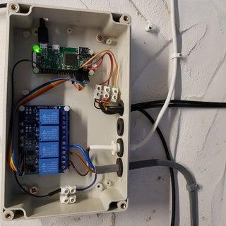 Raspberry-Pi Home Heating Controller