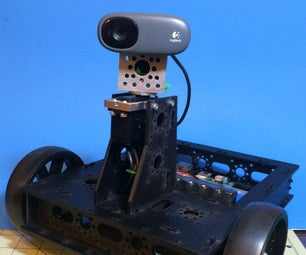 Web Controlled Rover