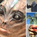 Monster Suits, Makeup, Puppets and Animatronics