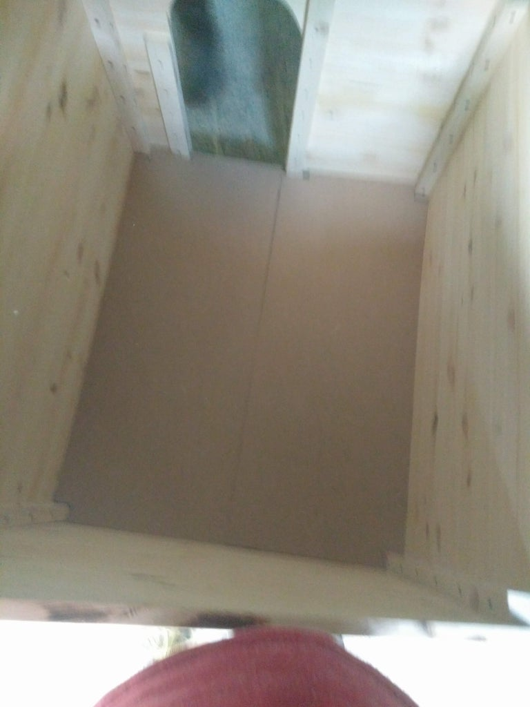 Insulation and Floor