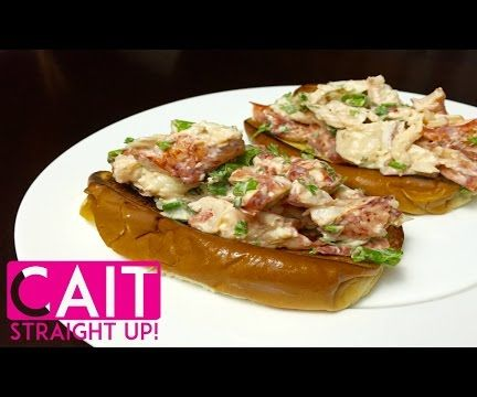 How to Make a Homemade Lobster Roll