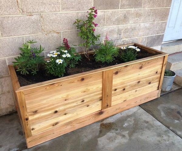 Reclaimed Planter Box
