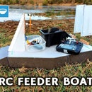 Building an RC Feeder Airboat for Fishing